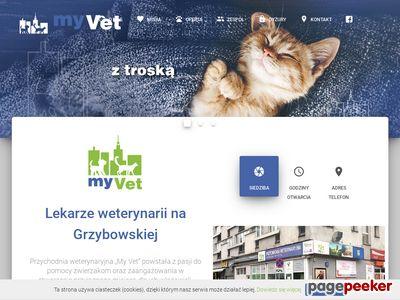 My Vet - Klinika weterynaryjna Warszawa