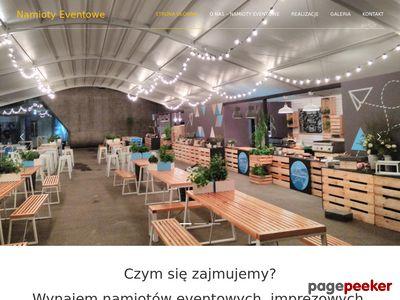 Namiotyeventowe.com.pl
