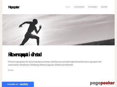 Naprapater - http://naprapater.weebly.com