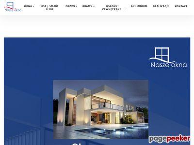 Drzwi wejściowe Kraków - naszeokna.com