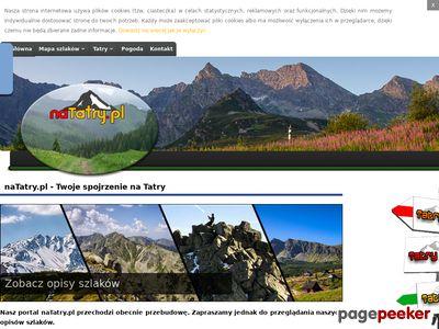 Tatry - Wszystkie szlaki w Tatrach
