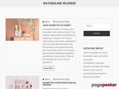 Naturalniewloskie.pl