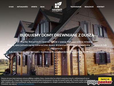 Naturtech.eu - domy z bali