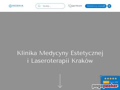Klinika medycyny estetycznej - Neonia