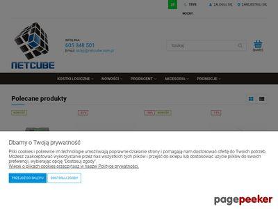 Kostki dla speedcuberów | netcube.com.pl
