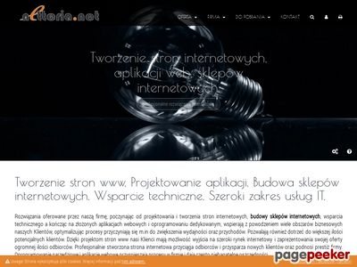 Programowanie stron www. Orginalne strony www.