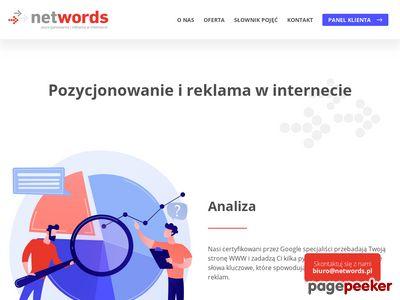 NetWords - Agencja Marketingu On Line