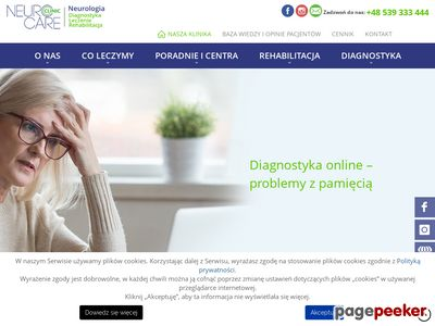 Neuro-care.com.pl - Alzheimer