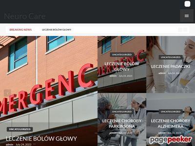 Neuro-care.com.pl - Stwardnienie rozsiane