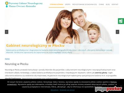 HANNA OWCZARZ KOŚMIDER neurolog płock