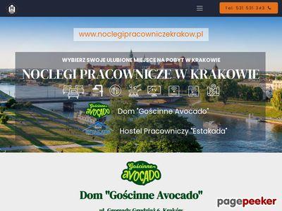 Noclegi pracownicze w Krakowie