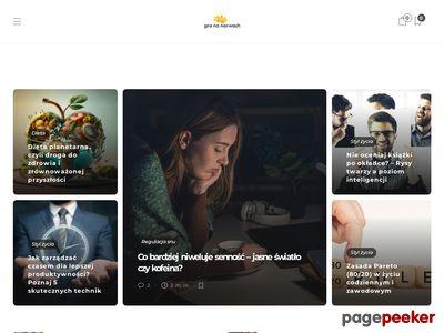 Nootropy.pl - najlepszy blog o suplementach