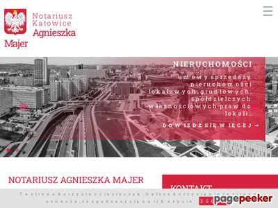 Kancelaria Notarialna Agnieszka Majer