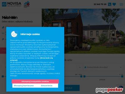 Novisa Development - mieszkania Białołęka