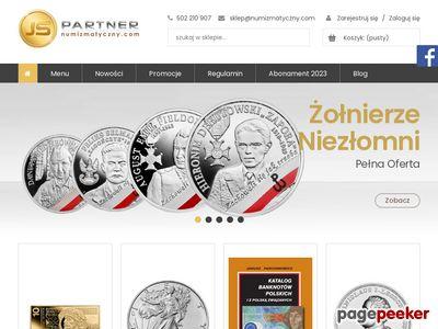 Sklep Numizmatyczny.Com - Monety i Banknoty kolekcjonerskie