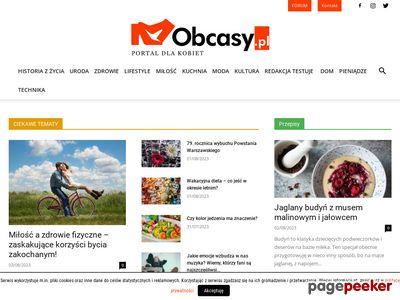 Obcasy.pl - portal dla kobiet