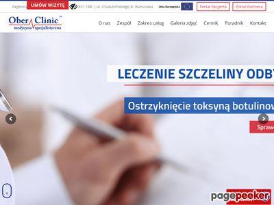 Dobry laryngolog Warszawa