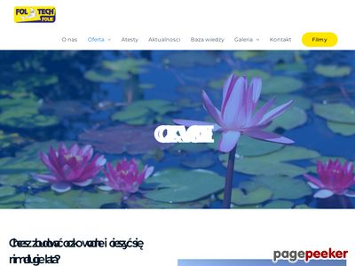 Oczka wodne - oczka-wodne.pl