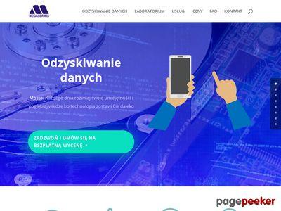 Odzyskiwanie danych z dysku Warszawa