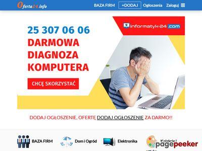 Gratisowy portal z propozycjami z całej Polski