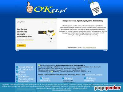 Darmowy katalog stron internetowych bez linku zwrotnego - Okes.pl