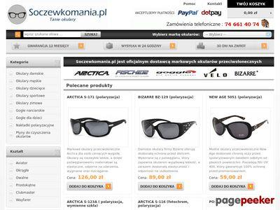Modne okulary pezeciwsłoneczne