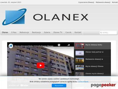 Olanex - zakres usług