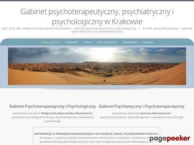 Psychiatra - Janusz Morasiewicz