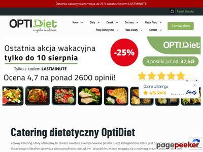 Catering Dietetyczny OptiDiet