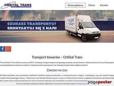 ORBITAL TRANS Transport drogowy Radom