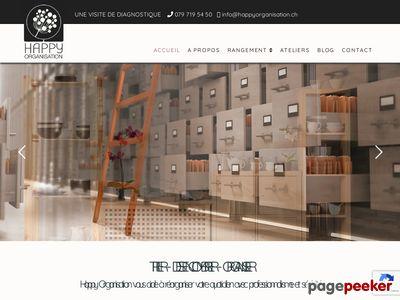 Happy Organisation - A visiter!