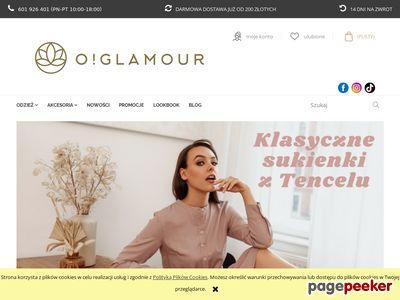 Kosmetyczka damska - Oriente Glamour