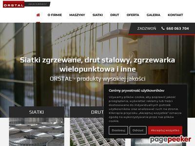 Orstal.com.pl-siatki zgrzewane