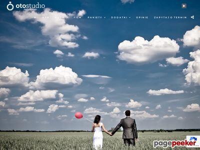 OtoStudio fotograf na wesele Gorzów