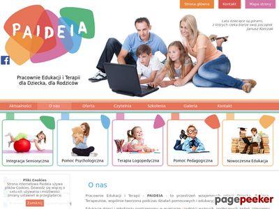 Psycholog dziecięcy z Gorzowa