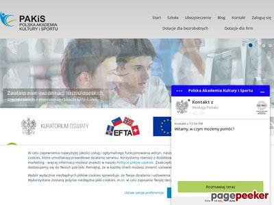 Kurs instruktora strzelectwa - pakis.pl