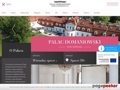 Ekskluzywne wesele w okolicach Warszawy