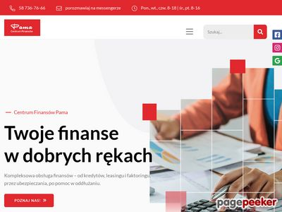 PAMA Centrum Finansów - Kredyty Kartuzy