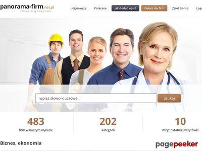 Panorama-firm.net.pl - wykaz stron