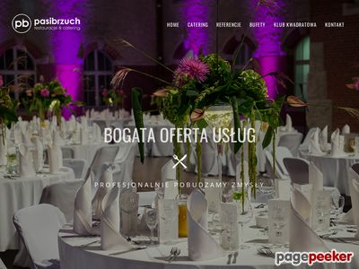Pasibrzuch - catering