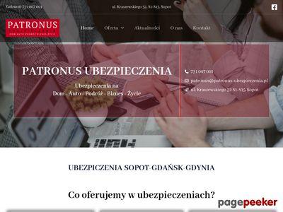 Mobilny Ekspert Ubezpieczeniowy ndash; PATRONUS UBEZPIECZENIA