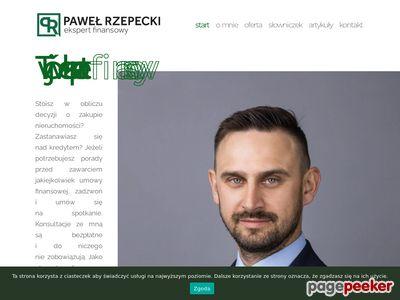 Kredyt hipoteczny Szczecin - pawelrzepecki.pl