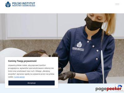Polski Instytut Medycyny i Kosmetologii Wrocław szkolenie kwas hialuronowy