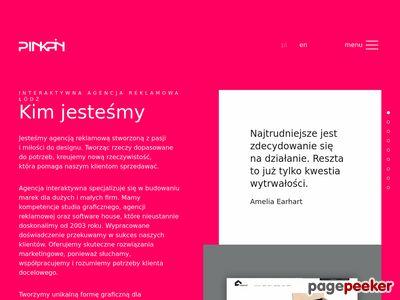 Pinkpin.pl - Agencja reklamowa