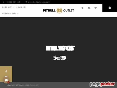 Pitbulloutlet – Outlet odzieżowy