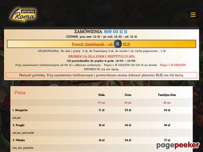 Roma pizzeria Toruń