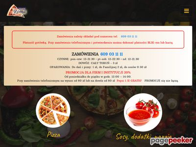 Pizza Toruń