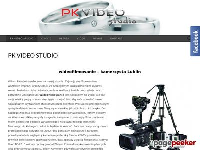PK Video Studio - filmowanie Lublin