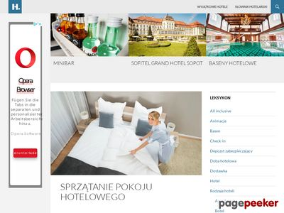 Najlepsze hotele
