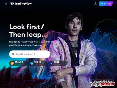 Inwestycje - pl.tradingview.com